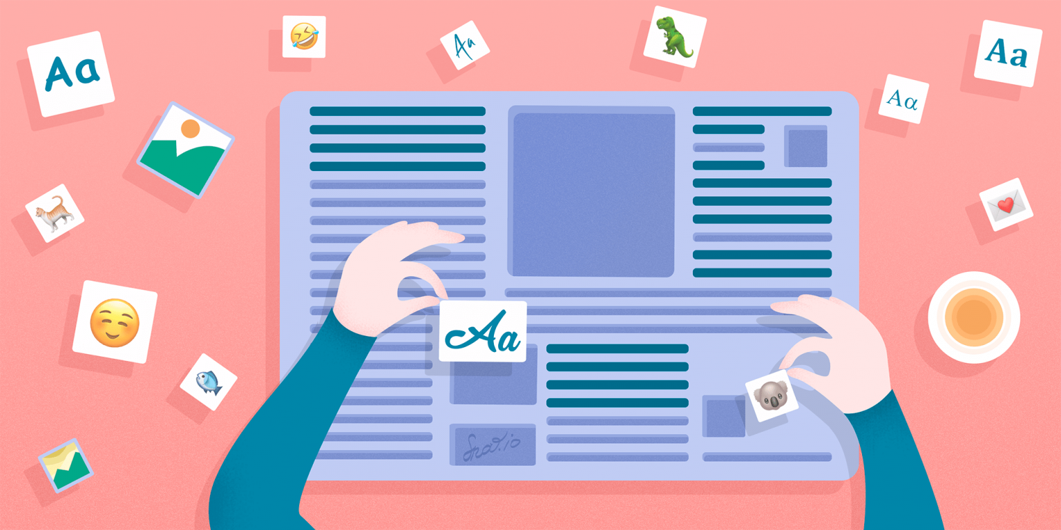 How To Write A Professional Email: Emojis, Pictures, Links, And Fonts