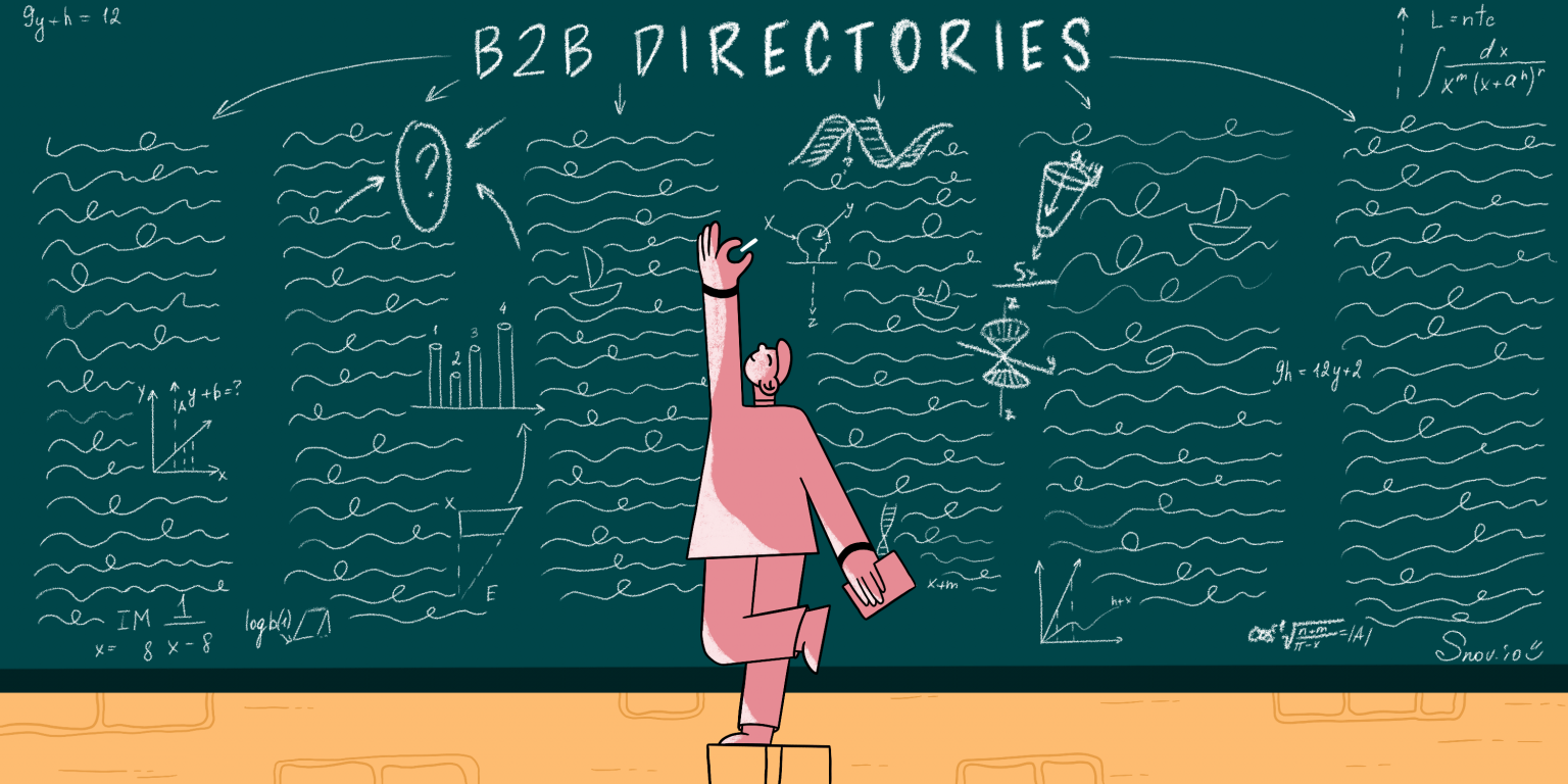 b2b directories for lead generation