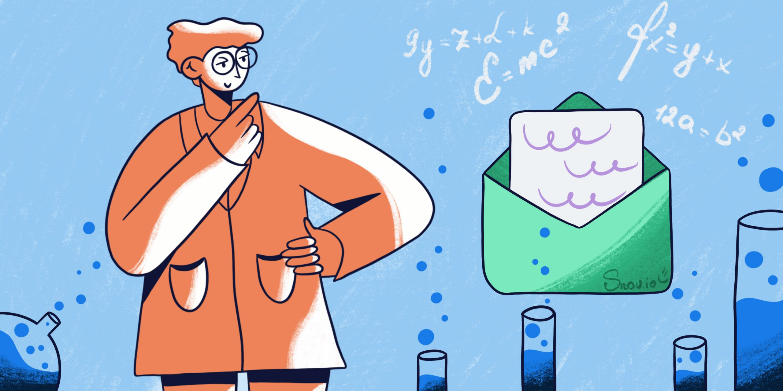 cold email formulas with examples