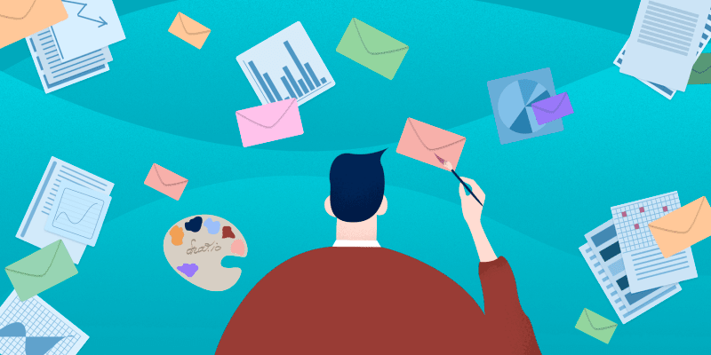 Colors In Email Marketing: A Complete Guide