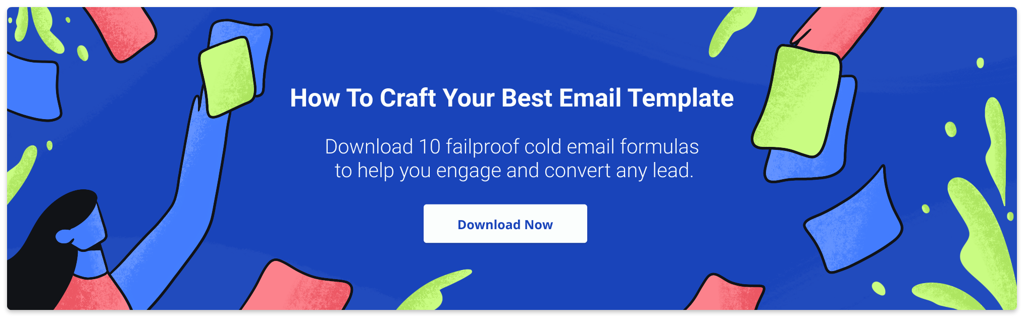 10 failproof cold email formulas