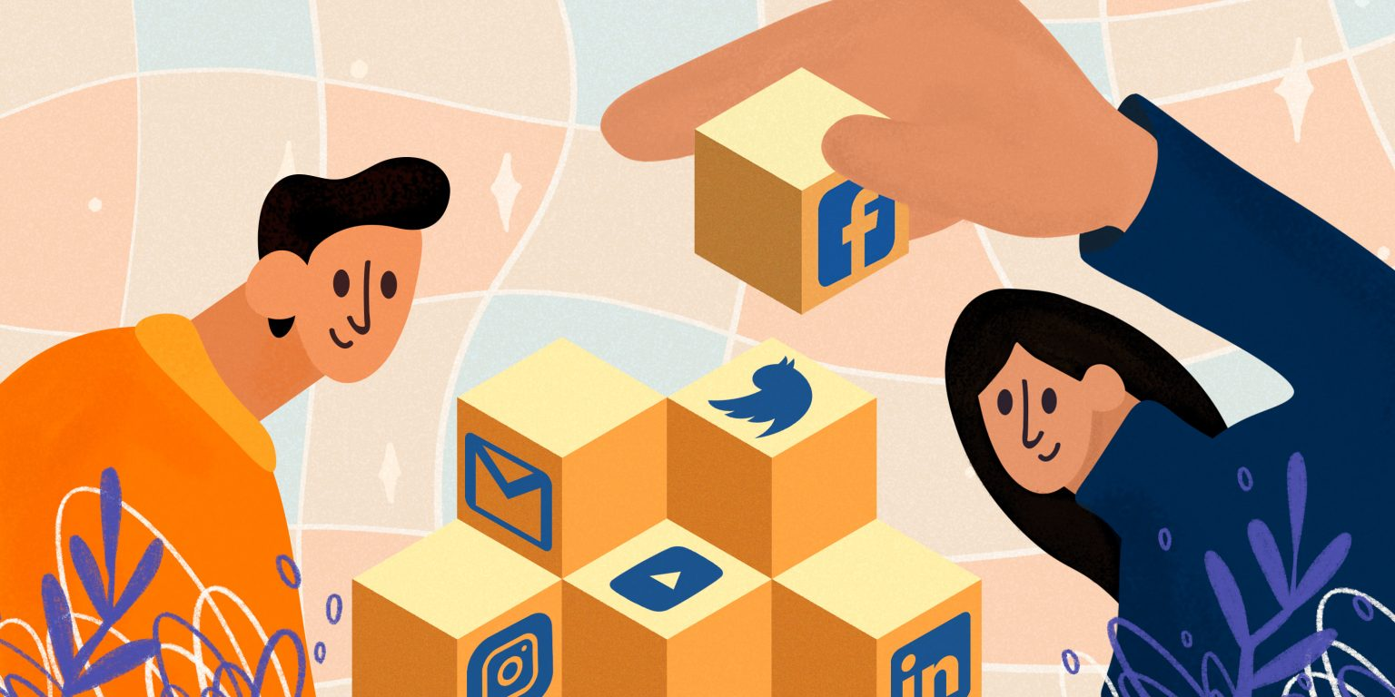 Integration Of Email Marketing With Social Media For Boosting Sales