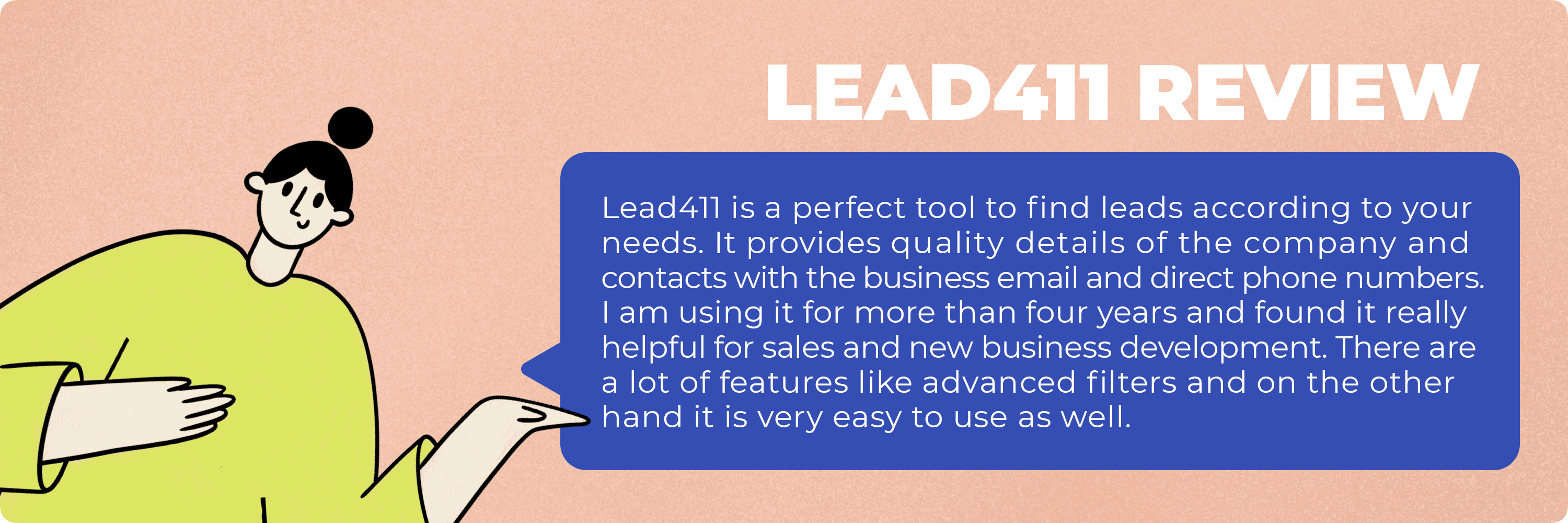 lead411 review
