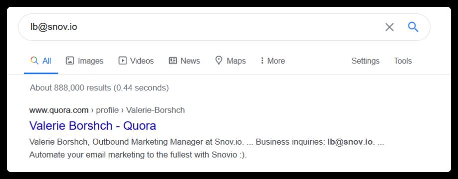 Пошук у Google