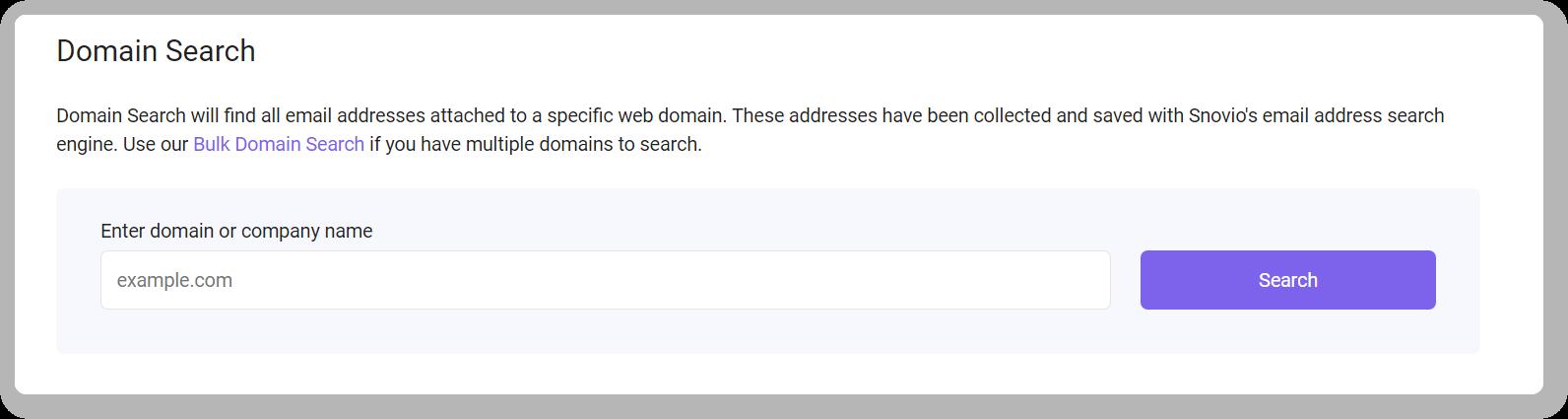 Use Email Finder app