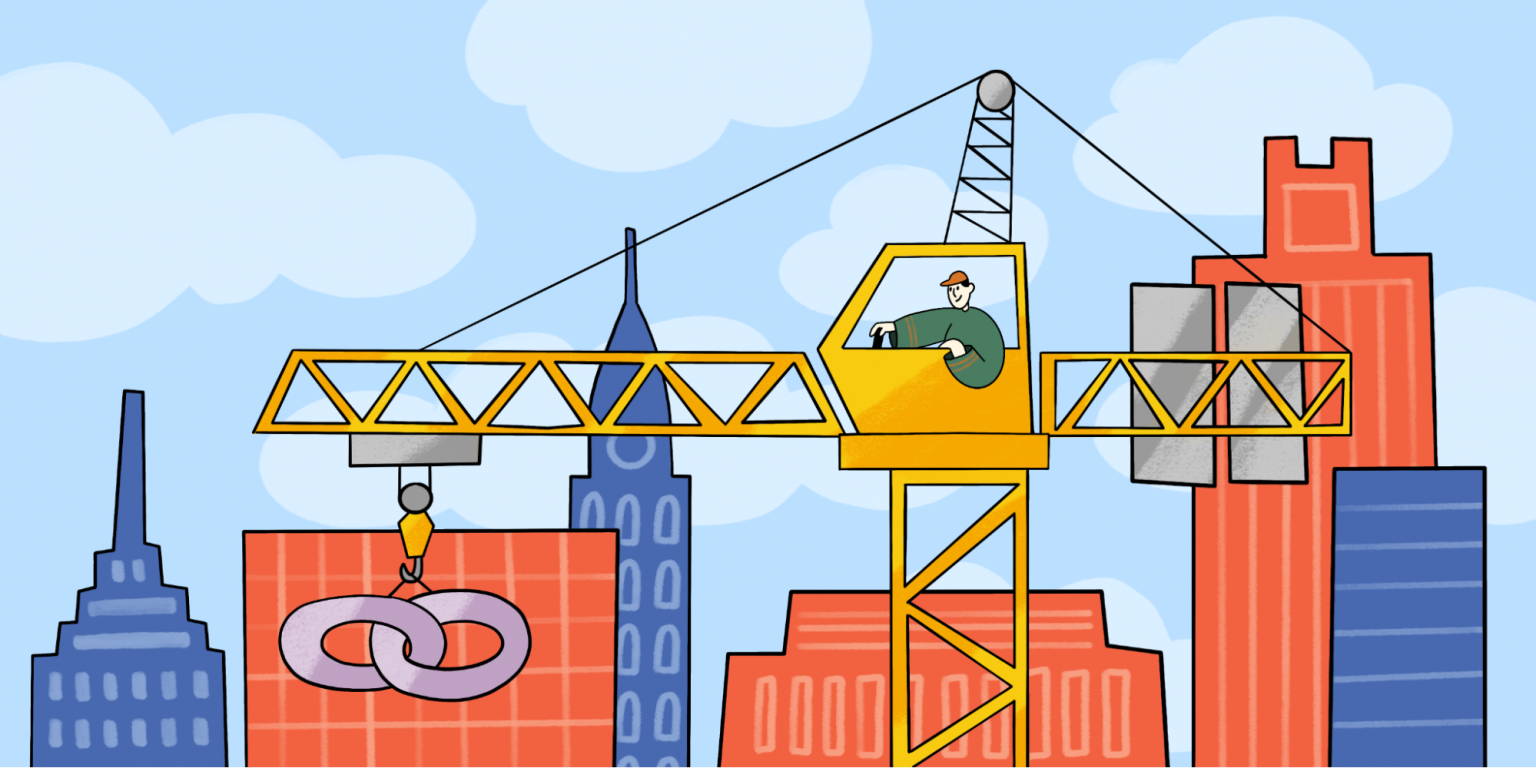 Link building with Snov.io