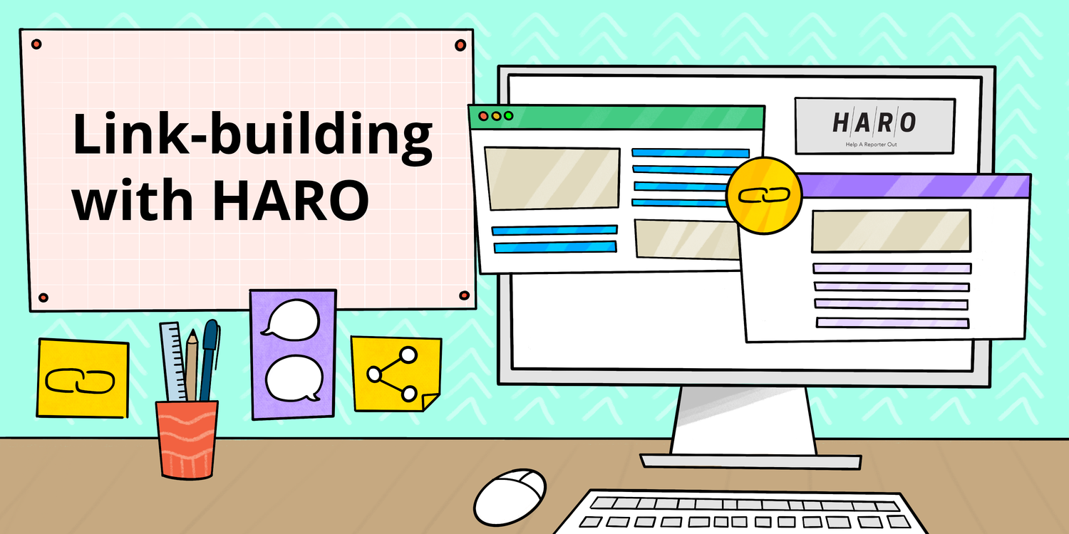 Earning High Authority Links Via HARO (Help A Reporter Out)