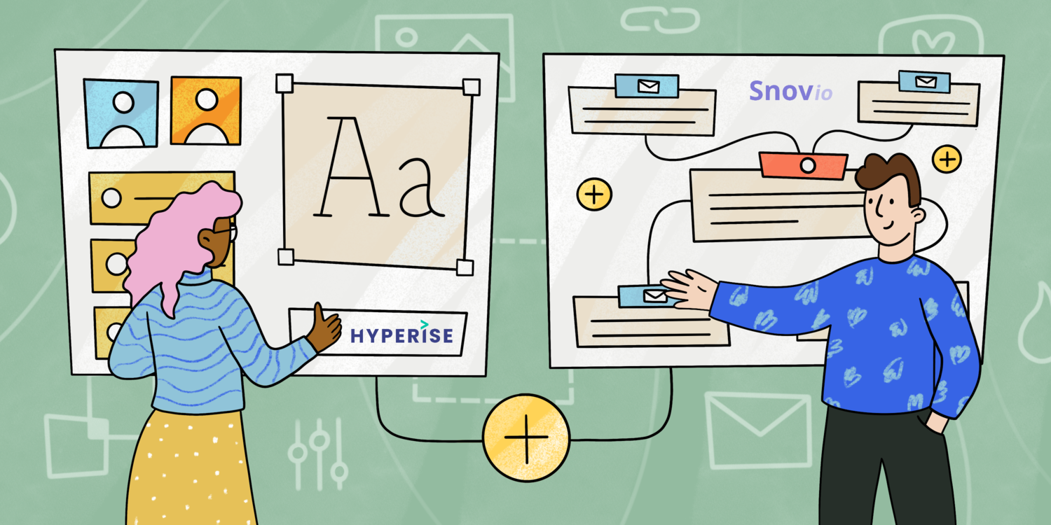 Streamline Your Email Personalization With Hyperise And Snov.io Email Drip Campaigns